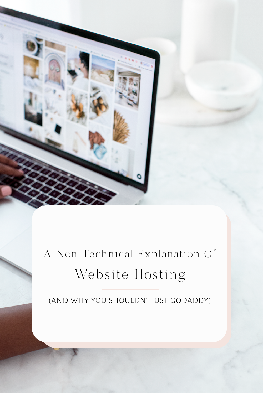 Website Hosting Explained For Non-Techies
